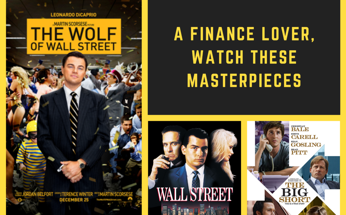 A Finance Lover, Watch These Masterpieces